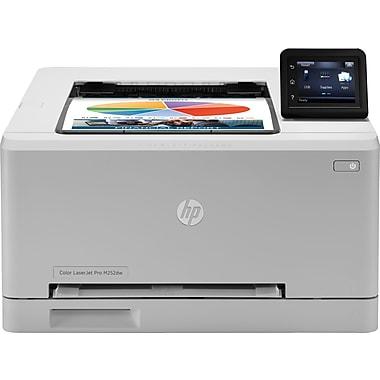 HP – Imprimante laser couleur à fonction unique LaserJet Pro (M252dw)