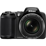 Nikon - Appareil photo numérique COOLPIX L340, 20,2MP zoom optique 28x, écran ACL TFT de 3 po, noir