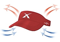 RealXGear Cooling Visor, Assorted Colors