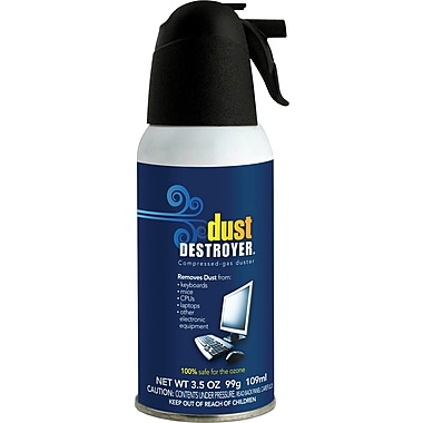 Dust Destroyer Duster 3.5oz., Single