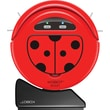 KOBOT RV337 Robotic Vacuum Robotic Vacuum & Hard Floor Cleaner, Lady Bug