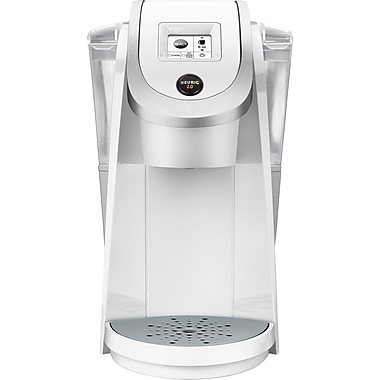 Keurig 2.0 K200 Brewer, White