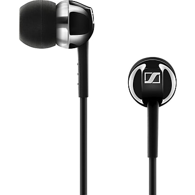 Sennheiser CX 1.00 In-Ear Headphones, Black