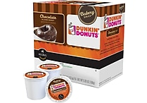 Dunkin' Donuts Bakery Series Chocolate Glazed Donut Regular Keurig K-Cup Pods 16/Pack