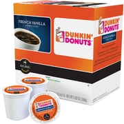 Dunkin' Donuts Keurig® K-Cup® Pods, French Vanilla Regular, 16 Count