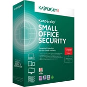 Kaspersky Small Office Security 4 for Windows/Mac (1-5 Users + 1 Fileserver) [Boxed]