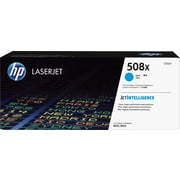 HP 508X Orignal Laserjet Toner Cartridges Cyan High Yield (CF361X)