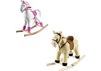 Happy Trails™ Plush Rocking Patricia Pony or Henry the Horse