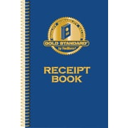 "Rediform® Gold Standard™ Carbonless Money Receipt Book, 2 3/4"" x 5"", 225 Sets"