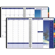 "2016 House of Doolittle Earthscapes Weekly/Monthly Planner, 8.5"" x 11"" (HOD273)"