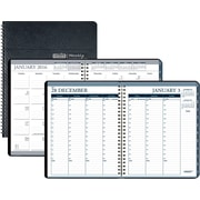 """2016 House of Doolittle Weekly/Monthly Tabbed Planner, 8.5"""" x 11"""" (HOD28302-16)"""