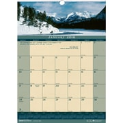 "2016 House of Doolittle Landscapes Wall Calendar, 12"" x 16.5"" (HOD362)"