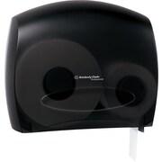 Kimberly-Clark Professional JRT Jr. Escort Jumbo Roll Bathroom Tissue Dispenser with Stub Roll