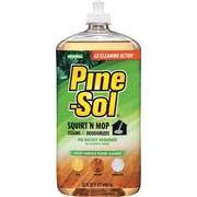 Pine-Sol® Squirt and Mop Floor Cleaner, Original, 32 Fluid Ounces