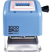 2000PLUS Easy Select Dater Message, Received, Self-Inking, Red Ink