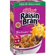 Kelloggs Raisin Bran Cereal, 13.7 oz. Box, 6/Pack