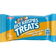 Kelloggs Caramel Chocolatey Chunk King Size Rice Krispies Treats Bars, 1.48 oz. Bars, 40/Pack