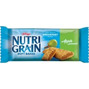Kellogg's® Apple Cinnamon Flavored Nutri-Grain Bars, 1.3 oz. Bars, 16 Bars/Box