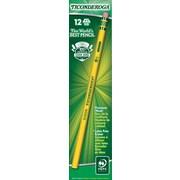 Dixon Ticonderoga® Pencils, #2 Soft, Dozen