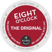Keurig® K-Cup® Eight O'Clock® Coffee, Regular, 18/Pack