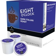 Eight O'Clock® Dark Italian, Regular Keurig® K-Cup® Pods, 18 Count