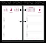 "Brownline® 2016 2 Page Per Weekday Daily Calendar Refill, Jan. - Dec., Fits Standard 17 Style Base, 3-1/2"" x 6"" (C2R)"