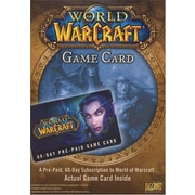 World Of Warcraft Prepaid Timecard for PC- License - 1 User