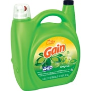 Gain® HE Liquid Laundry Detergent, Original, 150 oz.