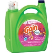 Gain® HE Liquid Laundry Detergent with Febreze, Thai Dragon Fruit, 150 oz.
