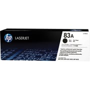 HP 83A (CF283AD) Black Original LaserJet Toner Cartridges, 2/Pack