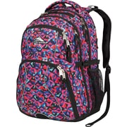 High Sierra Kaleidoscope/Black Swerve Backpack (53665-0742)