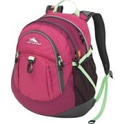 High Sierra Fat Boy Backpack, Razzmatazz/Berry Beast/Mercury/Lime