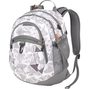 High Sierra Fat Boy Backpack, Wolf Pac/Charcoal