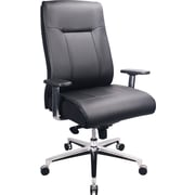 Tempur-Pedic 1001 Executive Bonded Leather Chair, Black