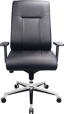 Epic Tempur Pedic Leather Computer and Desk Office Chair