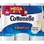Kleenex® Cottonelle® Gentle Clean Care Bath Tissue, 1-Ply,