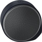 Logitech X100 Mobile Wireless Bluetooth Speaker, Grey (984-00035)