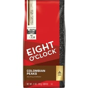 Eight O'Clock - Columbian Peaks Ground, 11 oz.