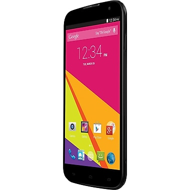 BLU Studio 6.0 HD Smartphone, Unlocked, Black