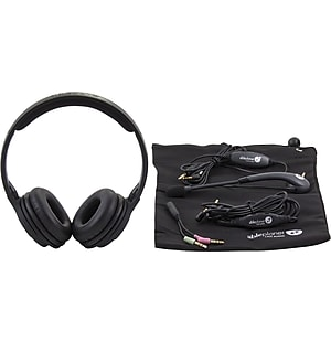 Able Planet Clear Voice Stereo Headphones with Linx Microphone