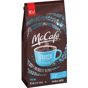 McCafe French Vanilla Ground Coffee, Regular, 12 oz. Bag