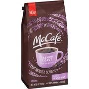 McCafe French Roast Ground Coffee, Regular, 12 oz. Bag