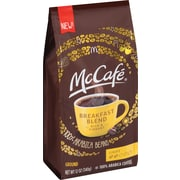 McCafe Breakfast Blend Ground Coffee, Regular, 12 oz. Bag