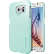 Spigen Galaxy S6 Case Thin Fit Series, Mint