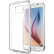 Spigen Galaxy S6 Case Ultra Hybrid, Crystal Clear