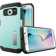 Spigen Galaxy S6 Edge Case Slim Armor, Mint