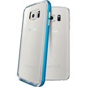 Spigen Galaxy S6 Case Neo Hybrid Clear/Blue Topaz