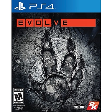 Evolve for PS4