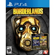 Borderlands Handsome for PS4