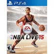 NBA Live 15 for PS4